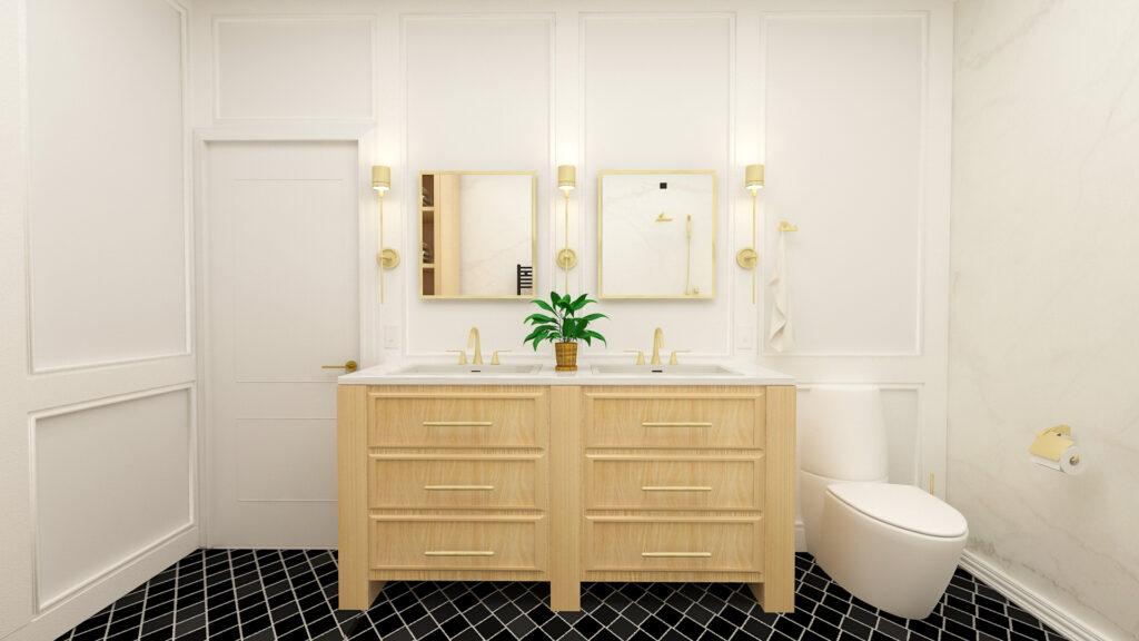 Chicago bathroom designers
